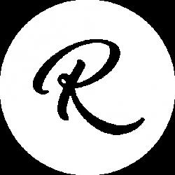White R - Circled